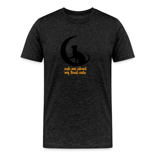 Feral Cats - Men's Premium T-Shirt