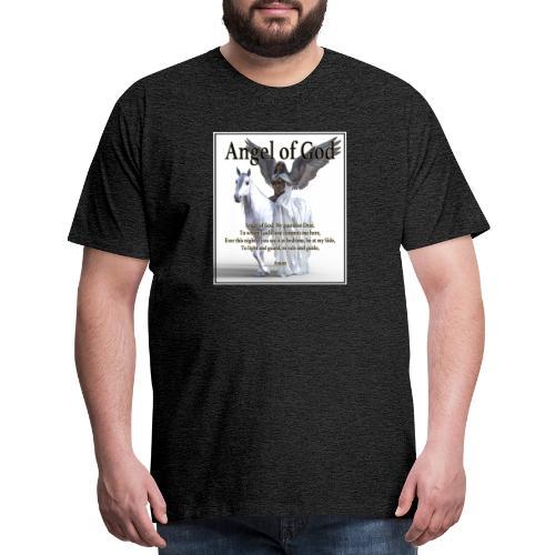 Angel Of God - Men's Premium T-Shirt