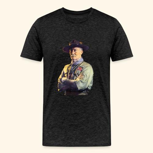 Robert Baden Powell - Men's Premium T-Shirt