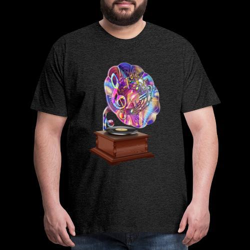 Color Of Music - Men's Premium T-Shirt