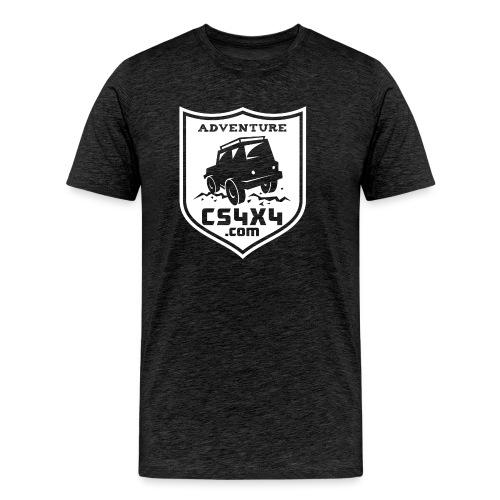 CS4x4 shield - Men's Premium T-Shirt