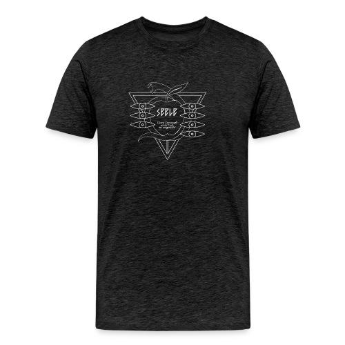 Seele logo - Men's Premium T-Shirt