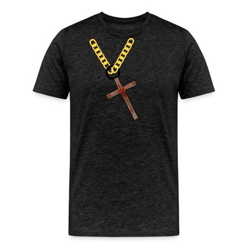 necklace - Men's Premium T-Shirt