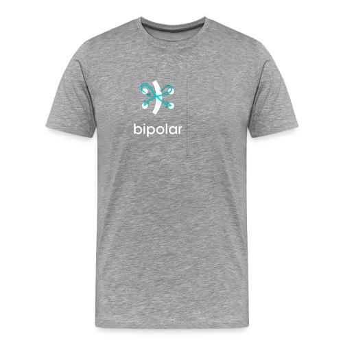 bipolar - Men's Premium T-Shirt