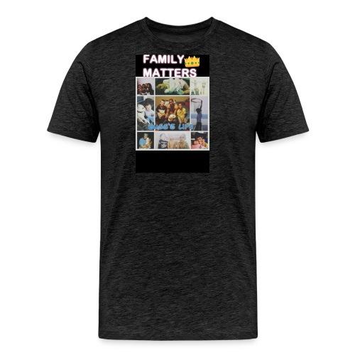 Family matter - Men's Premium T-Shirt
