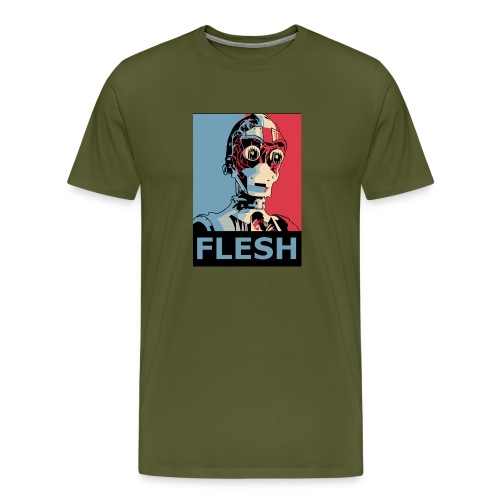 FLESH - Men's Premium T-Shirt