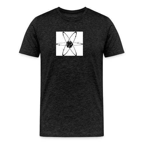 atom 1 jpg - Men's Premium T-Shirt