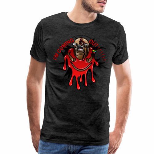 I'm Coming Out! - Men's Premium T-Shirt