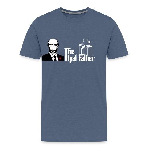 The Blyat Father - Men's Premium T-Shirt