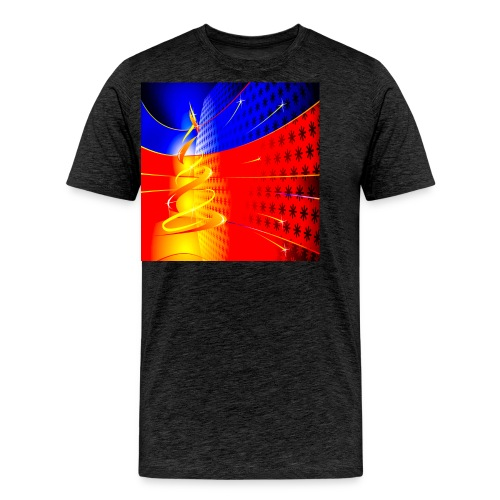 3472 Holiday Christmas 62 - Men's Premium T-Shirt