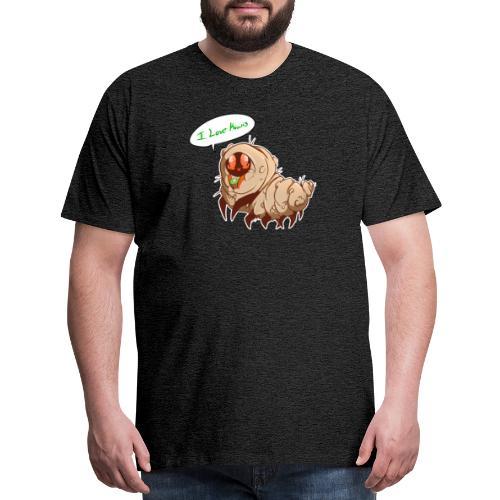 cute bug - Men's Premium T-Shirt