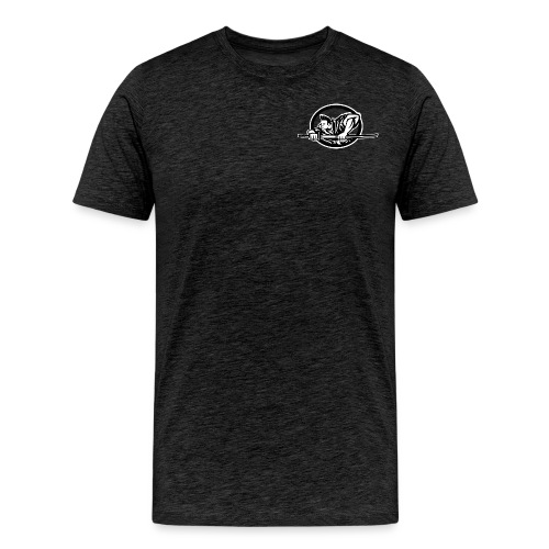 johnnyc STICKER final - Men's Premium T-Shirt
