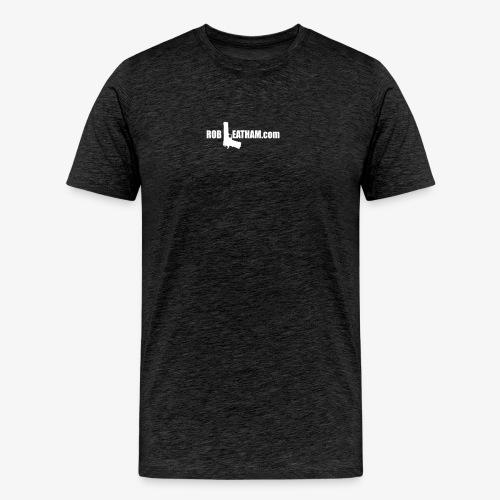 Official Rob Leatham Logo - Men's Premium T-Shirt