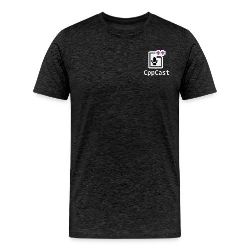 CppCast Logo - Men's Premium T-Shirt