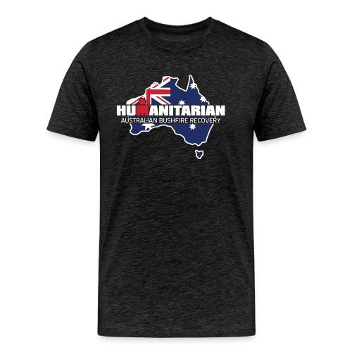 Australian Bushfire Recovery Relief Effort - Men's Premium T-Shirt