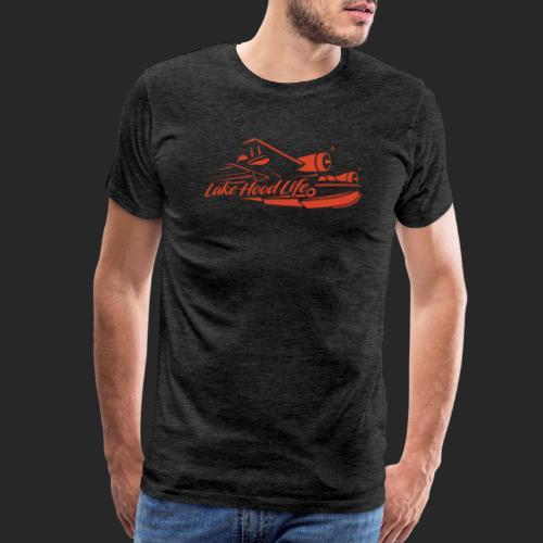 LHL Goose Red - Men's Premium T-Shirt