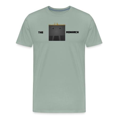 Head Logo - Men's Premium T-Shirt
