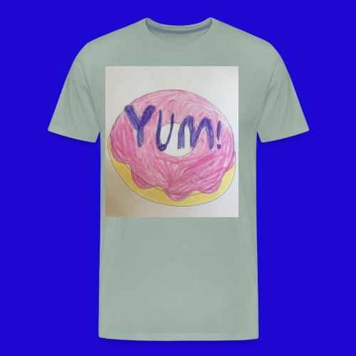 Yum! - Men's Premium T-Shirt
