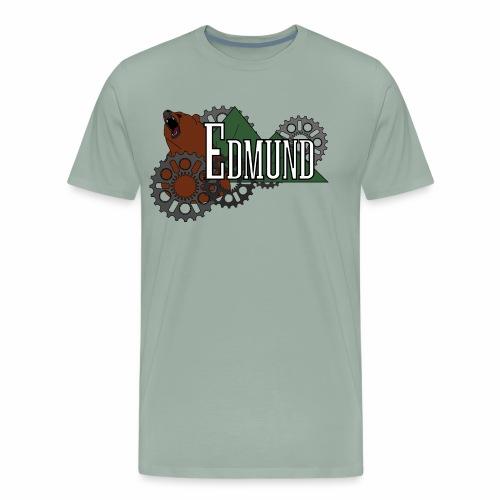mountain bear - Men's Premium T-Shirt