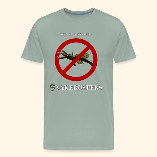 Snakebusters - Men's Premium T-Shirt