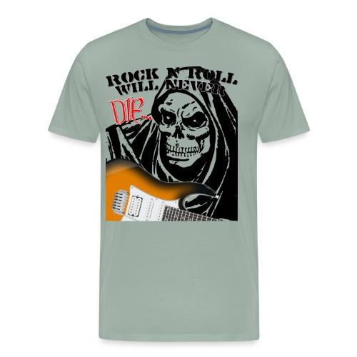 Rockin Reaper - Men's Premium T-Shirt