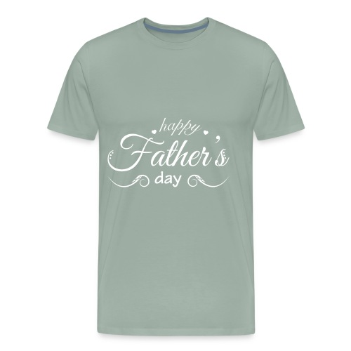 father day - Men's Premium T-Shirt