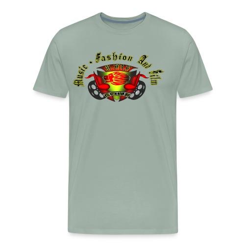 QUEST4LIFE'S M-FAF APPAREL - Men's Premium T-Shirt