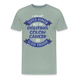 Colon Cancer Awareness - Men's Premium T-Shirt