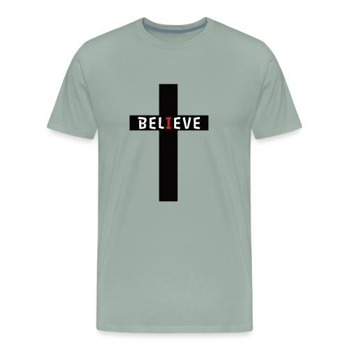 Believe ( I Believe ) - Men's Premium T-Shirt