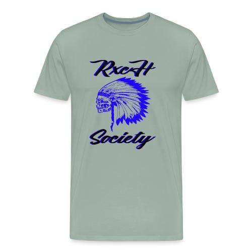 RXCH NATIVE SOCIETY - Men's Premium T-Shirt