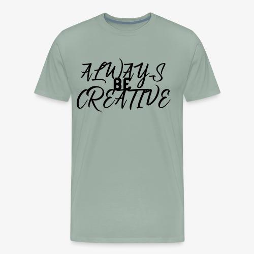 Creativity Shirt - Men's Premium T-Shirt