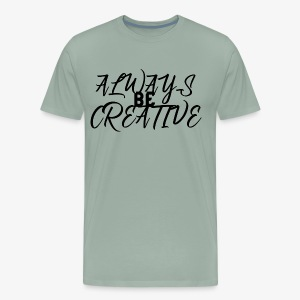 Creativity Shirt - Men's Premium T-Shirt
