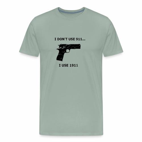 1911 distressed - Men's Premium T-Shirt