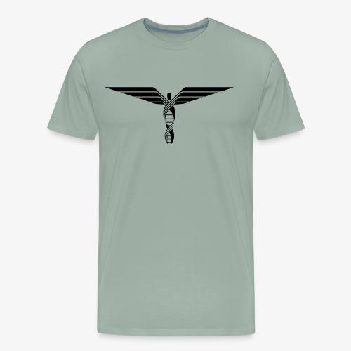 Geneticorp Logo - Men's Premium T-Shirt
