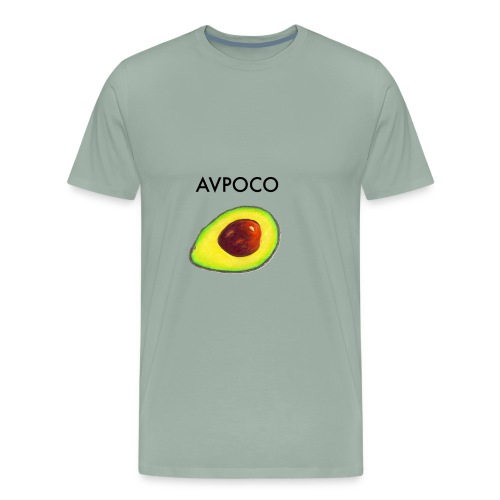 AVPOCO Avocado - Men's Premium T-Shirt