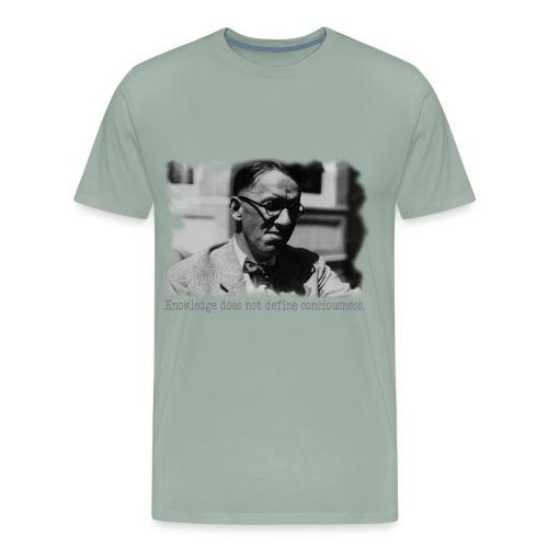 Knowledge & Consciousness - Men's Premium T-Shirt