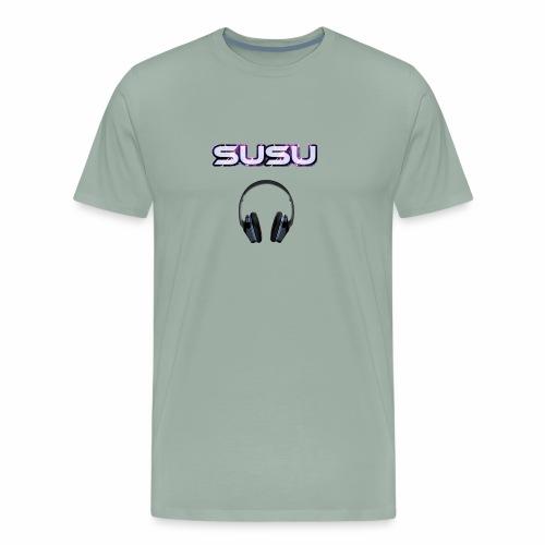 Tingle Su - Men's Premium T-Shirt