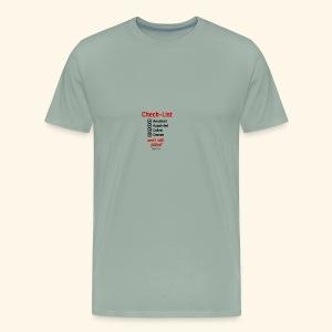 Still Serve - Men's Premium T-Shirt