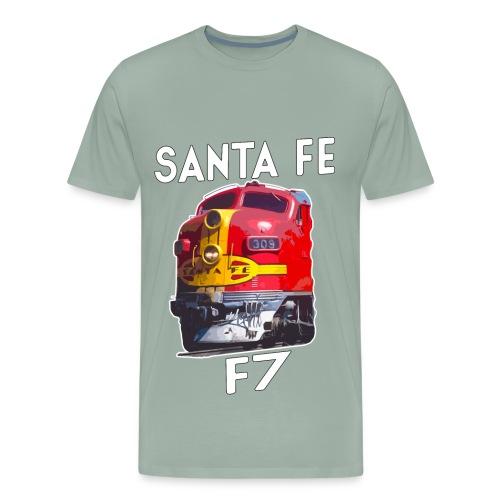 Santa Fe F7 - Men's Premium T-Shirt