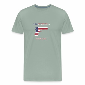 1911 Flag - Men's Premium T-Shirt