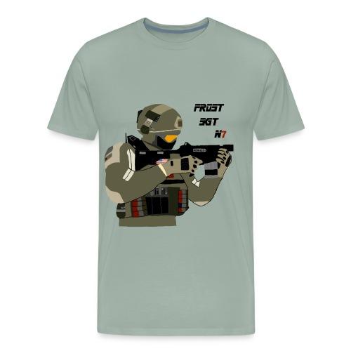 FROST SGT - Men's Premium T-Shirt