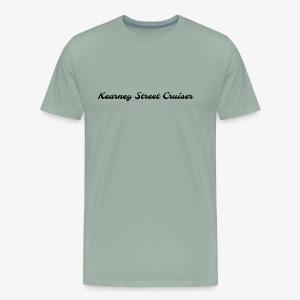 Kearney Street Cruiser 002 - Men's Premium T-Shirt