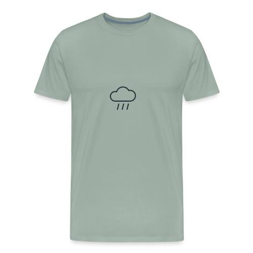 Weather Rainy - Men's Premium T-Shirt