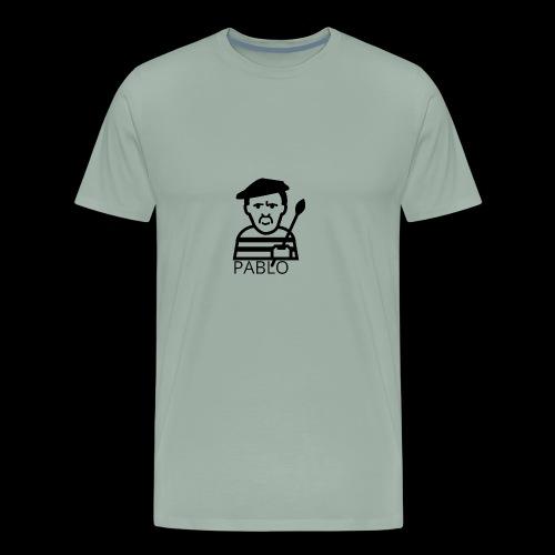 PABBLO - Men's Premium T-Shirt