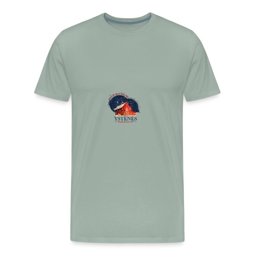 Ystenes Family Reunion 2018 Revised - Men's Premium T-Shirt