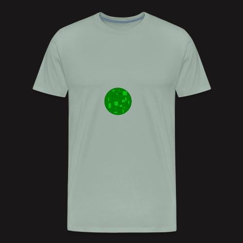ladder of warriorzzz pixilart - Men's Premium T-Shirt