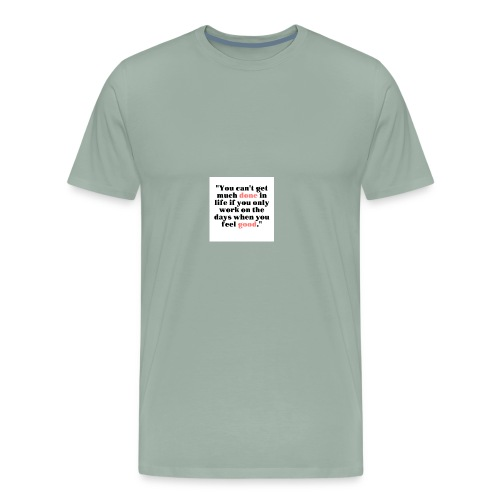 f59b4ec70e641532a54c8ddedb2eedb2 - Men's Premium T-Shirt