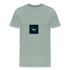 JackCodyHlogo2 - Men's Premium T-Shirt