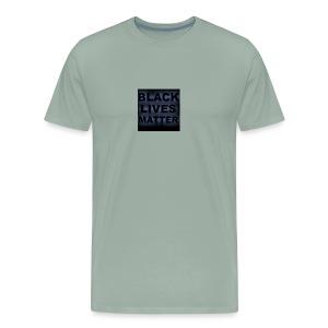 blm shirt - Men's Premium T-Shirt