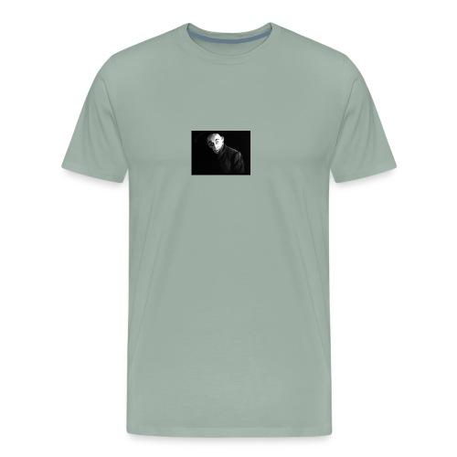 damn scary guy - Men's Premium T-Shirt